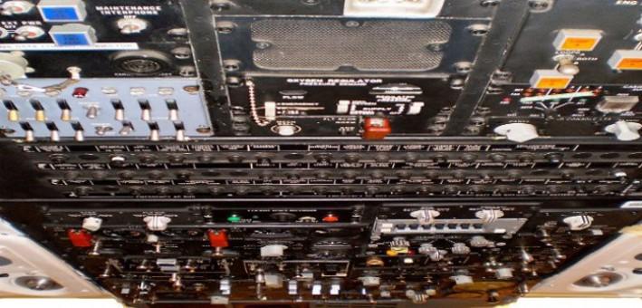 Overhead Instrument Panel